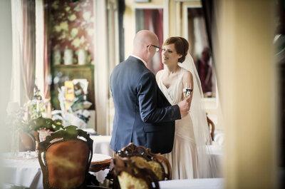 Real Wedding: Romantische Hochzeit auf Umwegen!