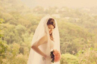 Cuidado para o seu sonho de vestido de noiva não se transformar em pesadelo