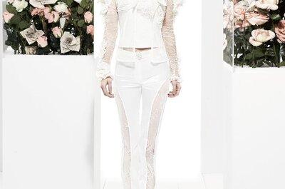 Nuevas tendencias 2013 para novia de YolanCris