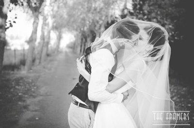 Real wedding: O super casamento