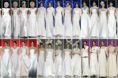 Vestidos de novia 2013: La espectacular selección Zankyou