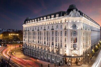 Los 9 mejores hoteles para tu noche de boda en Madrid