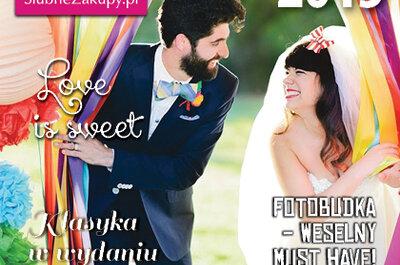15 najnowszych trendów w dekoracjach ślubnych i weselnych: TrendBook 2015!