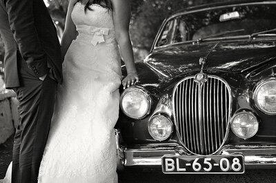 Casarse en un castillo: ¿qué puede ser más romántico?