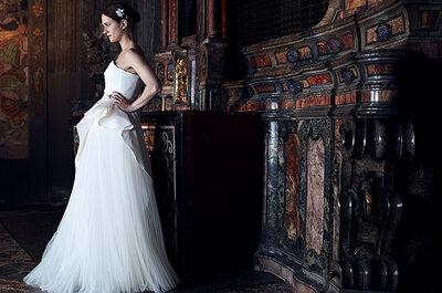 Vestidos de novia de Ferretti