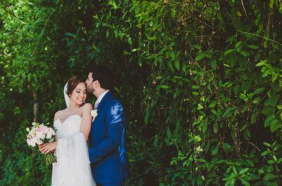 De Shanghai a la Riviera Maya: Descubre la fantástica boda de Alicia y Alexis