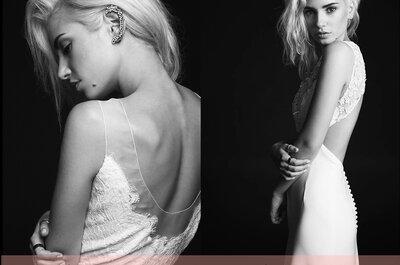 Os 69 vestidos de noiva mais sexys para 2015