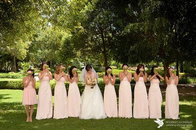Una princesa en un mundo color de rosa: La boda de Kary y Kike ¡te encantará!