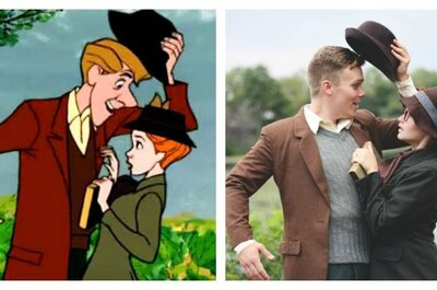 Recreating a Disney Classic: 101 Dalmatians Engagement Shoot