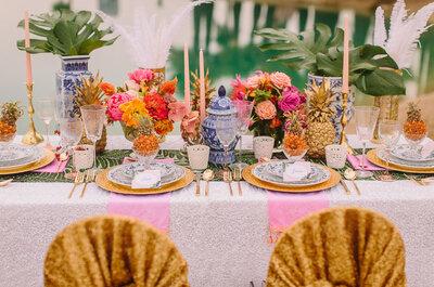 ¿Cómo elegir un menú de verano para tu boda ? 11 consejos imprescindibles para tu catering