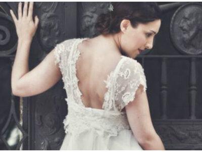Historia, arte y delicadeza en tu vestido de novia