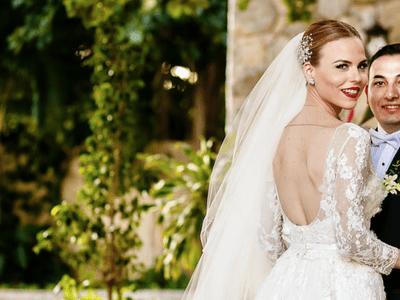 Sueños de realeza y un amor perfecto: La boda de Ana Cristina y Guillermo