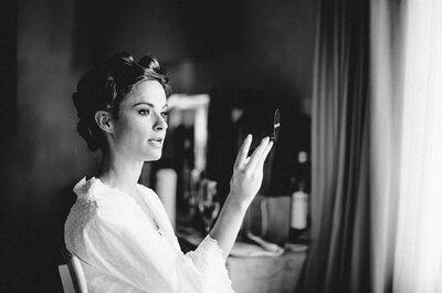 15 productos indispensables para tu maquillaje de novia
