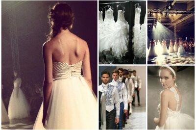 Hochzeitstrends 2014 - Frisch vom Laufsteg der Si Sposa Italia