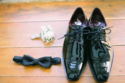 6 razões que nos fazem amar os laços: o acessório do momento para noivos modernos e descontraídos!