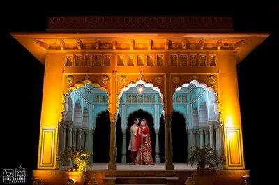 Top 8 wedding banquet halls in Hyderabad