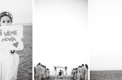 Carteles para boda e iniciales: una forma divertida de decorar y organizar tu matrimonio