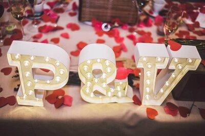 Decora tu boda con sencillez y originalidad a la vez gracias a Moment Feliç Casaments