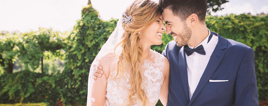 Real Wedding: Joana + Iván – an Erasmus Encounter that led to Everlasting Love