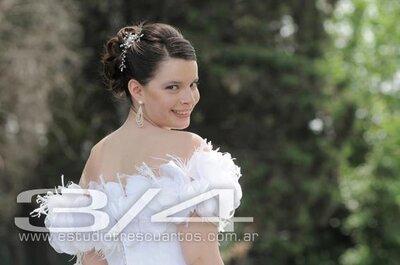 Maquillaje y Peinado de novias reales, por Soledad Rey