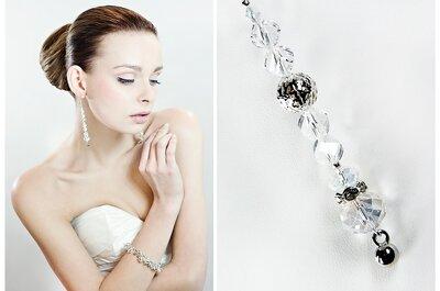 Biżuteria ślubna z kolekcji Fulara & Żywczyk 2012