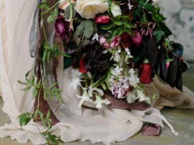 Zapatillas de inspiración ballet para novias: descubre la última tendencia