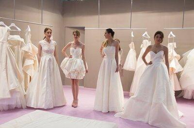 I 10 comandamenti per la scelta dell'abito da sposa: la parola ai Murr