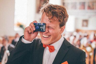 Hochzeit-Gadgets für IHN! Wenn echte Kerle