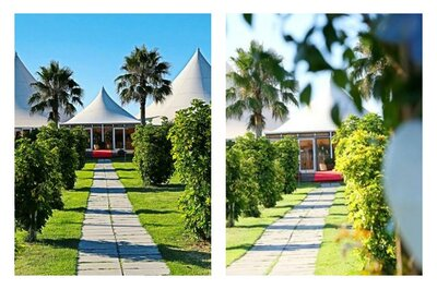 As 7 melhores quintas para casar no Algarve