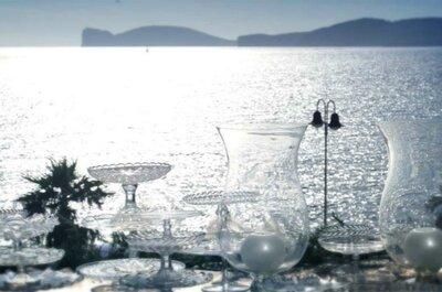 Locations per matrimoni in Sardegna: ville, castelli ed hotel immersi in un Eden di smeraldo...