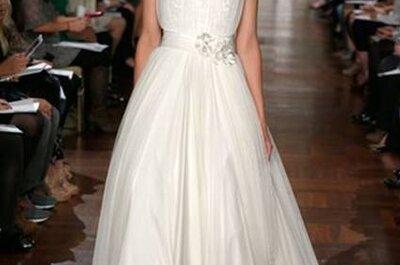 Brautkleider 2013 von Jenny Packmann aus der Herbst/Winter Kollektion 2013