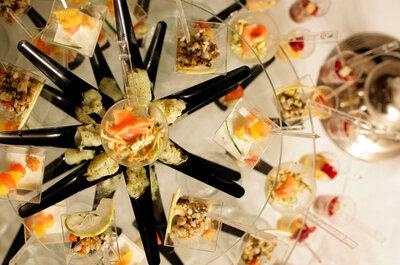 15 catering per matrimoni a Roma: una selezione dei migliori