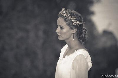Os toucados para noivas e convidadas mais bonitos e elegantes