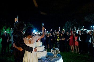 7 consigli preziosi per organizzare il vostro wedding party