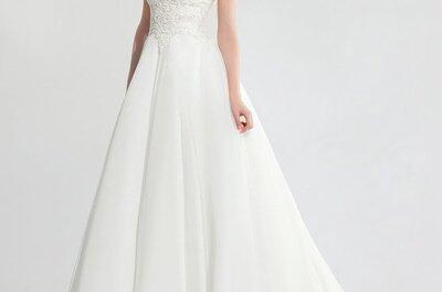 Los 70 vestidos de novia más bonitos para este verano 2015
