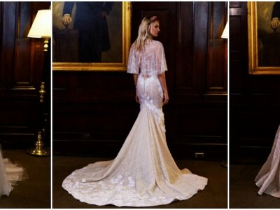 Berta Bridal Wedding dresses FW 2016: make a first impression that will last!
