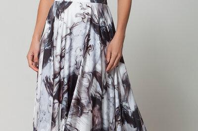 83 vestidos de fiesta largos y estampados para invitadas de boda 2015!