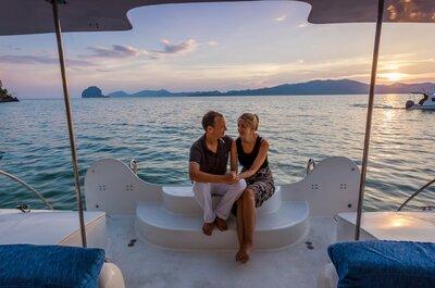 Nos meilleurs hôtels pour une lune de miel romantique et naturelle en Thaïlande!
