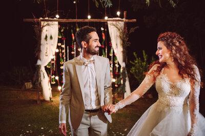 Casamento vintage temático de Marrí e Guilherme: circo foi a inspiração do casal!