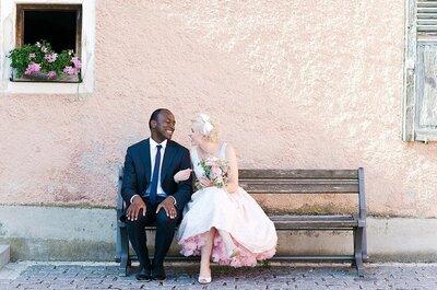 ¡Todo rosa para tu boda!