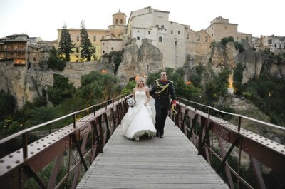 Un matrimonio in un 'Parador spagnolo': quando la storia e le emozioni si tengono per mano