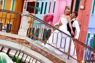 Ristoranti per matrimoni a Venezia: storia di un bistrot, di un caffè e di un litorale