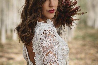 10 cosas que definen a una novia sensual y misteriosa