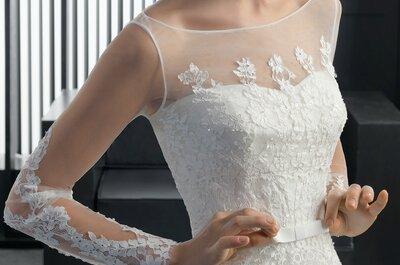Rosa Clará 2015: Eine Brautkleider-Kollektion die sich abhebt
