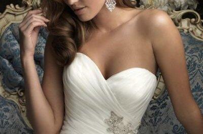 Die schönsten Brautkleider von Allure Bridals aus der Kollektion 2013