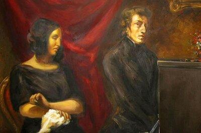 Kto kogo kochał, kto za kim szlochał. Fryderyk Chopin.