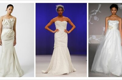 Beyond 50 shades of white: wedding dresses for darker skinned brides