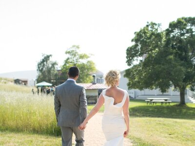 A Rustic Sonoma County Farm Wedding