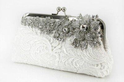 A carteira da noiva: o útil e o agradável