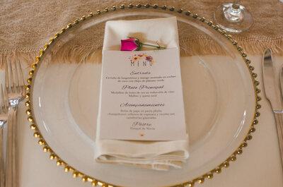 Tendencias en catering para las bodas de este 2016. ¡Descúbrelas!